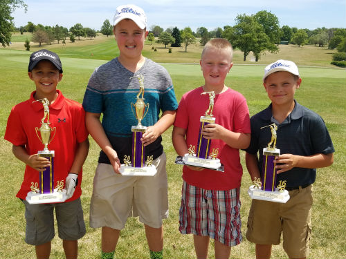 2016 Bob Fridley Junior Golf Tournament